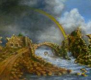 Gonny Wagner, de gouden pot, 17,5 x 20