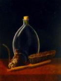 Hennie Janssen, 40 x 30, naar de waarneming, 3e opdracht