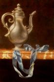Celine Dupon, vrij naar oude meesters, 45 x 30, 2e opdracht