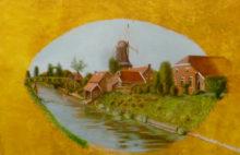 Erik van Grinsven, nostalgie, 40 x 62