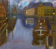 Hans Jonker, naar Albert Baertsoen, 50 x 57