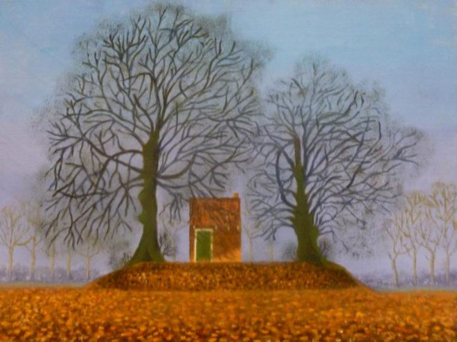 Hennie Janssen, 30 x 40, 6e opdracht