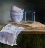 Celine Dupon, naar de waarneming, 40 x 37, 3e opdracht