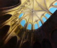 Geert van den Bogaart, Kathedraal, 60 X 72