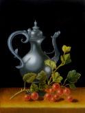 Tessa Windhoudt, vrij naar oude meesters, 40 x 30, 2e opdracht
