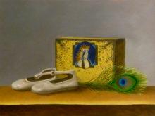 Claudia Cruiming, naar de waarneming, 30 x 40, 3e opdracht