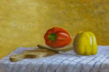 Elly van Es, naar de waarneming, 20 x 30