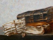 Berna van der Linden, vrij naar Lievens en Coorte, 30 x 40, 2e opdracht