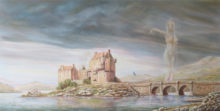 Jan Britsia, Kelpie, 60 x 120