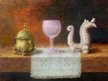 Svetlana Sinyavskaya, naar de waarneming, 30 x 40, 3e opdracht