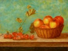 Svetlana Sinyavskaya, vrij naar oude meesters, 30 x 40, 2e opdracht