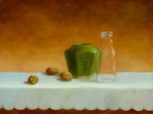Henriette Groeneveld, naar de waarneming, 30 x 40, 3e opdracht