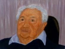 Yvon Lamers, mijn vader, 30 x 40