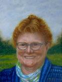 Betty Alink, goede vriendin, 40 x 30