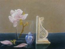 Helma Nijenhuis, naar de waarneming, 30 x 40, 3e opdracht