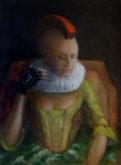 Gonny Wagner, 17 x 12,5 bij Jaap Wijtenburg