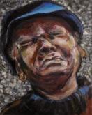 Ardwin Lantain, emotie, 50 x 40, 4e opdracht