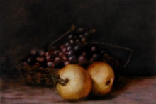Hedy Coldenhoff, vrij naar, oude meesters,20 x 30