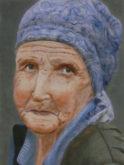 Helma Nijenhuis, oud meisje zonder parel, 4e opdracht, 40 x 30