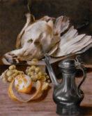 Thijs Rutten, vrij naar oude meesters, 2e opdracht, 50 x 40