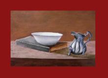 Marieke Engelbertink, naar de waarneming, 3e opdracht, 20 x 30