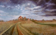 Piet van Doorn, 6e opdracht, 30 x 40