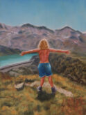Fenny de Lange, vrijheid, 40 x 30