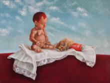 Thijs Rutten, levensloop,45 x 60, naar de waarneming, derde opdracht